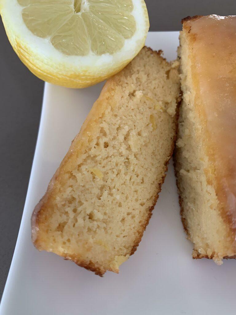 Paleo Cake met citroen en kokosmeel
